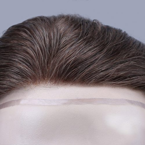 French Lace Hair System Hairline
