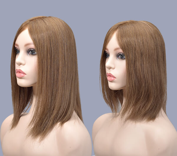 Our highly-skilled hair system workers are trained to create the most natural-looking hair integration systems possible. You can choose from a variety of hair types, unit materials and colors for your customers. Hair integration systems are increasing in popularity and our team of consultants is waiting and ready to assist you.